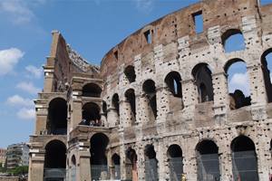 FREE stock photography Colosseum