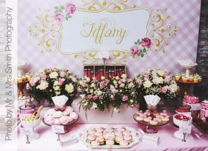 Concept Designs Graphic Design Gold Coast Party Printables Girly Birthday Party 1