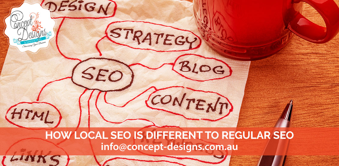 How Local SEO Is Different To Regular SEO