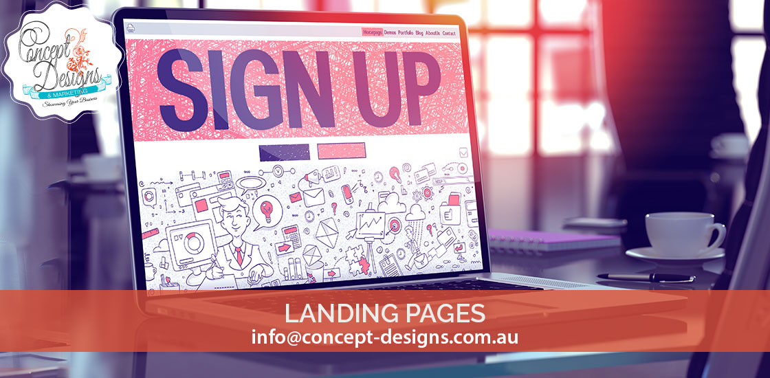 Lead Generation with Landing Pages – why you need them for your Lead Magnets!