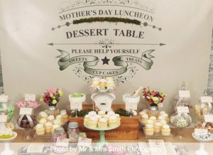 Concept Designs Party Printables Mother's Day