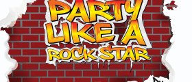 Concept Designs Party Supplies Backdrop Rockstar Graffiti Birthday Party 2 280x120 - Birthday Party Banners