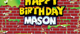 Mason's Birthday Party