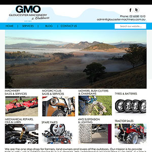 Concept Website Designs and Marketing Gold Coast Web Design GMO Website Design - Gallery 9