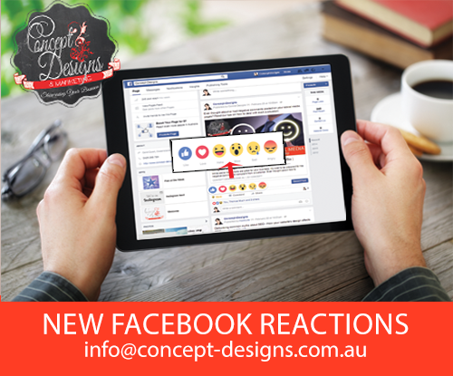 New Facebook Reactions – what it means for your business