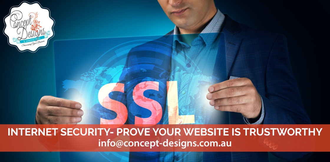 Internet Security- Prove your Website is trustworthy