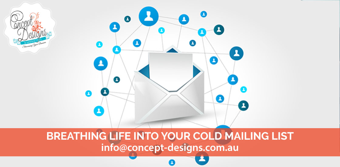 Breathing Life Into Your Cold Mailing List