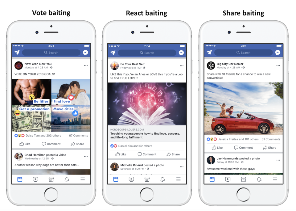 combo1 - Facebook News Feed Changes – what does it mean for your business?