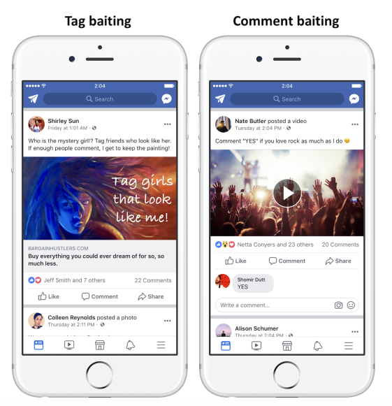 combo22 - Facebook News Feed Changes – what does it mean for your business?
