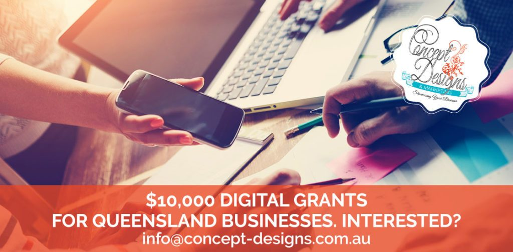 Small Business Digital Grants – Round 5 is open now! Don't miss out!