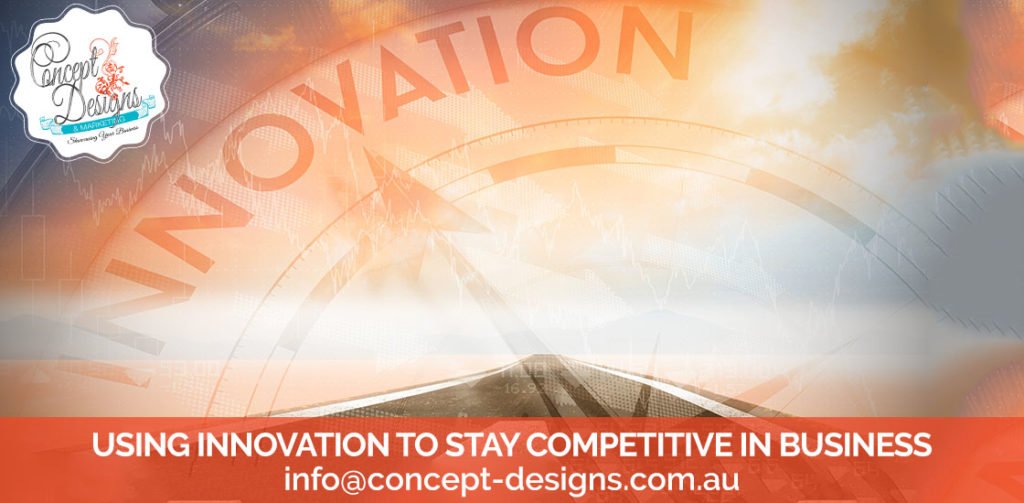 Staying Competitive with Innovation