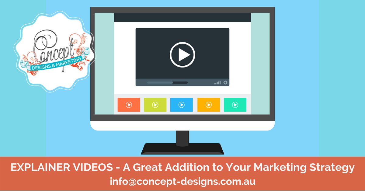 Explainer Videos – a great addition to your marketing strategy