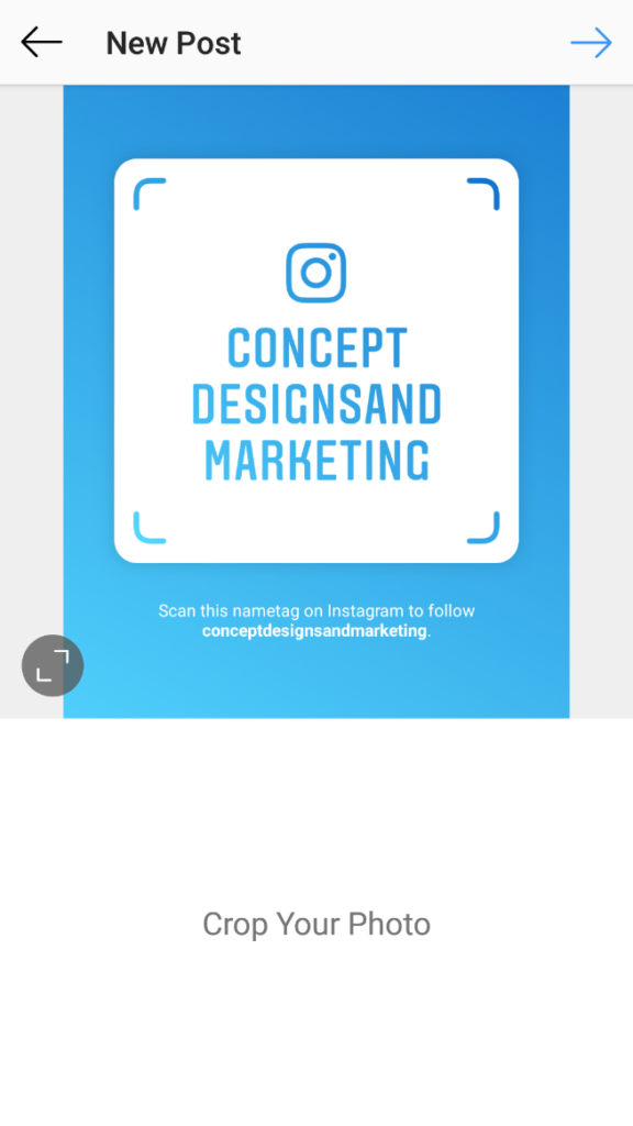 CD instagram blog 3 576x1024 - Attract More Followers with Instagram Nametags