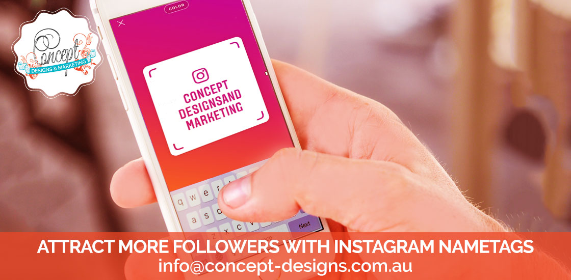 Attract More Followers with Instagram Nametags
