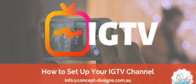 IGTV 280x120 - How to Set Up Your IGTV Channel