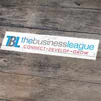 The Business League Logo design by Concept Designs and Marketing