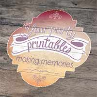 Your Party Printables