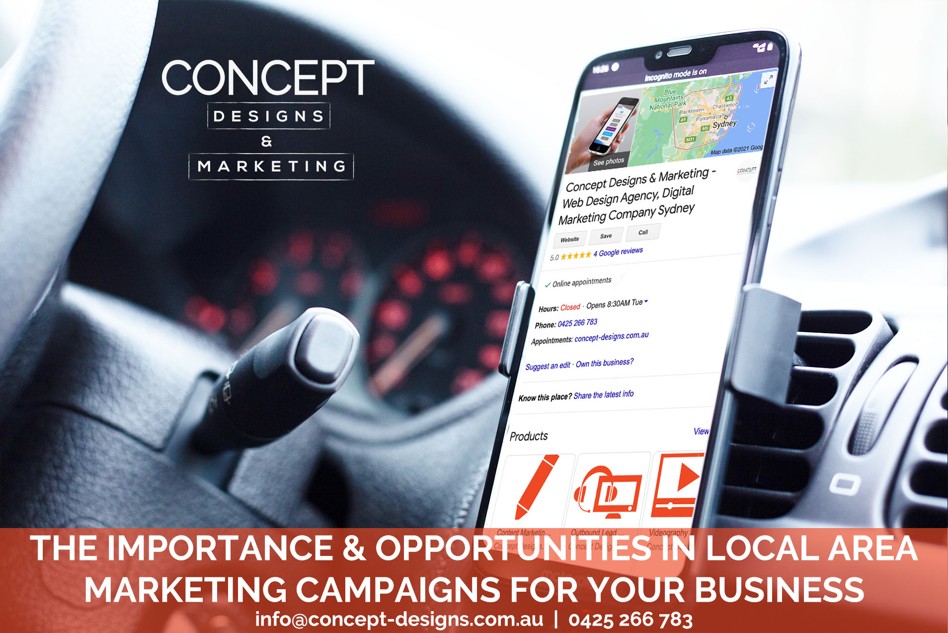 """The Importance <span class=""""amp"""">&</span> Opportunities in Local Area Marketing Campaigns  for Your Business"""